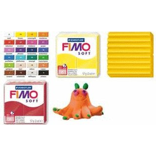 FIMO schwarz soft normal 57g