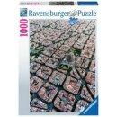 Barcelona von Oben, 1000 Teile