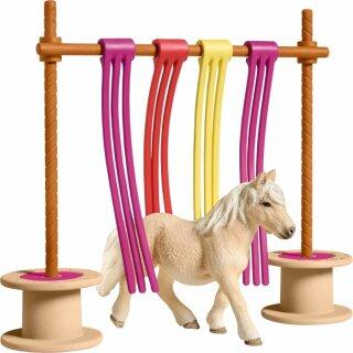 Pony Flattervorhang (a)
