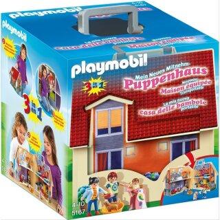 Neues Mitnehm-Puppenhaus