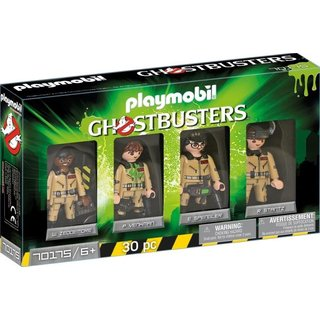 GHO Figurenset Ghostbusters