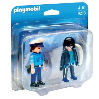 Duo Pack Polizist und Langfin