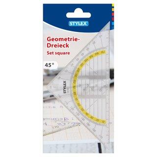 Geometriedreieck, 16 cm