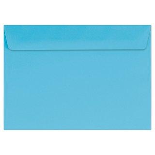 Briefumschläge, DIN C6, nassklebend, farbig, 20 Stück, FSC