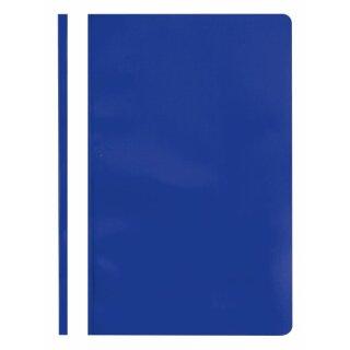 Schnellhefter, PP, DIN A4, blau