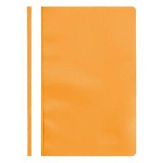 Schnellhefter, PP, DIN A4, orange