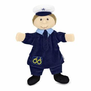 original, Handpuppe Polizist