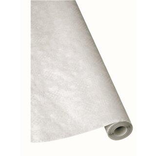 Damast-Tischtuchpapier-Rolle Linea® Festival, 100cmx25m, weiß