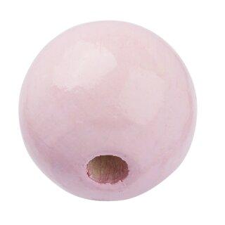 Schnulli-Sicherheits-Perle 12 mm, rose, Btl. à 10 St.