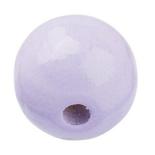 Schnulli-Sicherheits-Perle 12 mm, flieder, Btl. à 10 St.