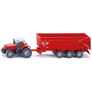 Massey Ferguson Traktor mit