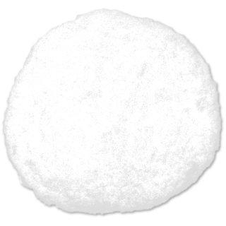 Pom Pom, 10mm, 50 Stck.p.SB-Btl. -weiß-,