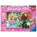 Ravensburger Kinderpuzzle 07620 - In der Welt der Disney...