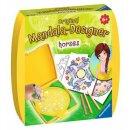 Mini Mandala-Designer Horses, MD Mini