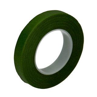 Kreppwickelband, dunkelgrün, , 13 mm, 28 m