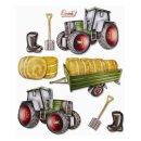 3D Sticker XXL Traktor