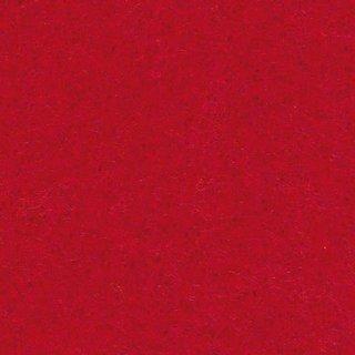 Filzplatte, rot, für Dekorationen, 30 x 45 cm x ~2,0 mm, ~350 g/m²