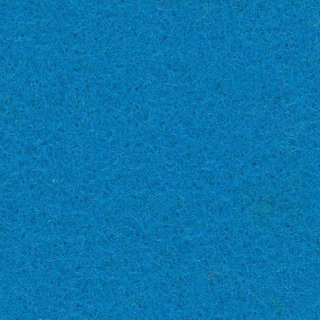 Filzplatte, blau, für Dekorationen, 30 x 45 cm x ~2,0 mm, ~350 g/m²