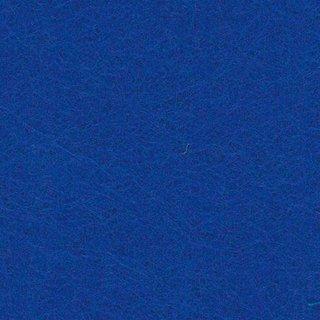 Filzplatte, royalblau, für Dekorationen, 30 x 45 cm x ~2,0 mm, ~350 g/m²