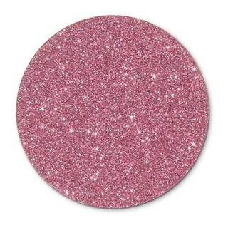 Glitterkarton, rosa, , A4 / 21 x 29,7 cm, 200 g / m²