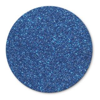 Glitterkarton, blau, , A4 / 21 x 29,7 cm, 200 g / m²