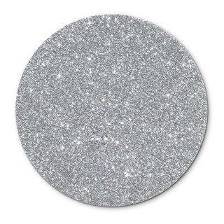 Glitterkarton, silber, , A4 / 21 x 29,7 cm, 200 g / m²