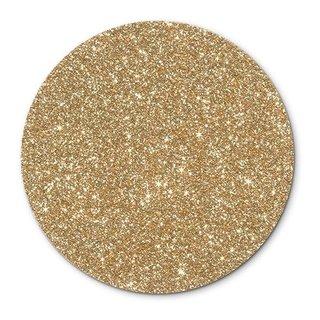 Glitterkarton, gold, , A4 / 21 x 29,7 cm, 200 g / m²