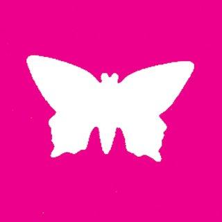 Stanzer XL, , Schmetterling, 46 x 28 mm,
