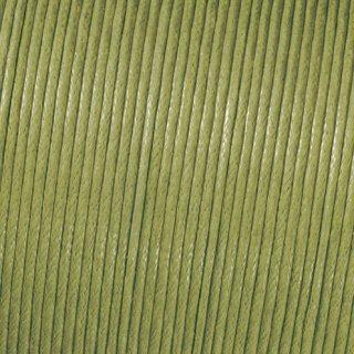 Baumwollkordel gewachst, grün, , ø 1 mm,