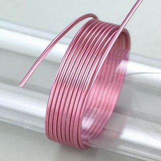 Aludraht eloxiert, rosa, , ø 2 mm, 5 m / ~ 42 g