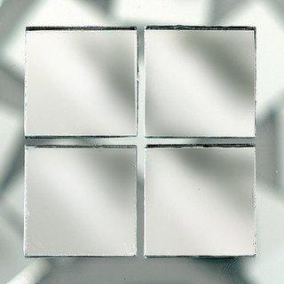 Mosaix-Spiegel, , , 10 x 10 mm / 3 mm, 200 g ~ 302 Stk.