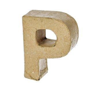 Buchstabe, , P, H 5 x B 4 x T 2 cm,