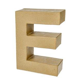 Buchstabe, , E, H 17,5 x B 12,9 x T 5,5 cm,