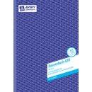Kassenbuch f. EDV-gerechte Datenerfassung, 100 Originale,...
