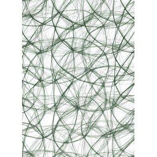 CREAweb 30 cm x 25 m, tannengrün