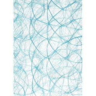 CREAweb 30 cm x 25 m, türkis