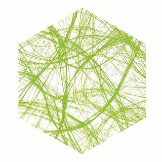 CREAweb 30 cm x 25 m, apfelgrün