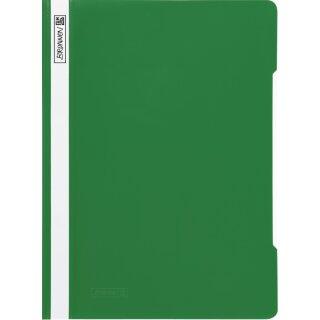 Schnellhefter grün Folie