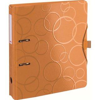 Ordner PP 5cm orange