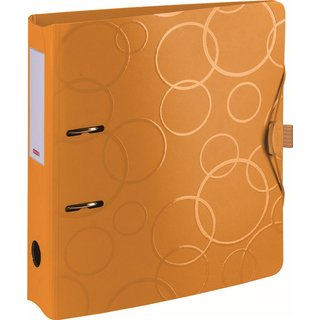 Ordner PP 7cm orange