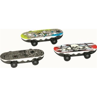 Radierer Skateboard