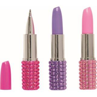 Kugelschreiber Lipstick
