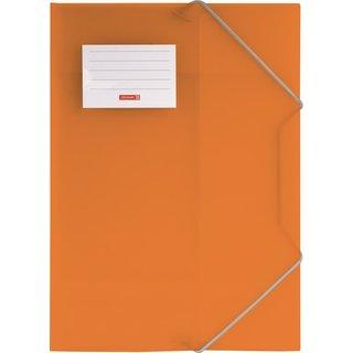 Sammelmappe A4 FACT! orange