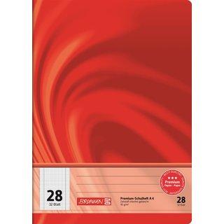 SchulheftA4 Vivendi Lin 28 32Bl