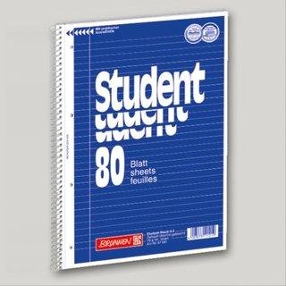Collegeblock A4 lin 80Bl