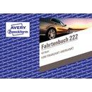 FAHRTENBUCH A6 ZWE 222