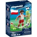 PLAYMOBIL 70486 Nationalspieler Polen, ab 5 Jahren (ABVK)