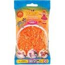 HAMA Perlen Neon Orange 1.000 Stück