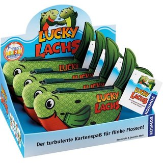 Lucky Lachs (4 Ex. im Display)