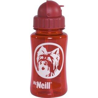 McN Getränkeflasche 350 ml. rot